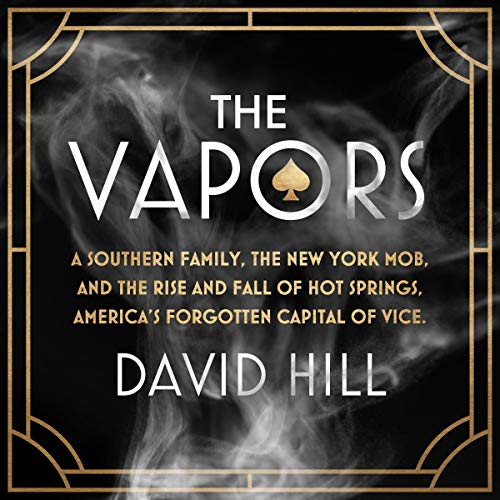 David Hill – Author of The Vapors