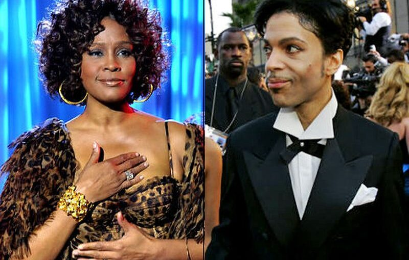 Tributes to Whitney Houston and Prince Dec 3