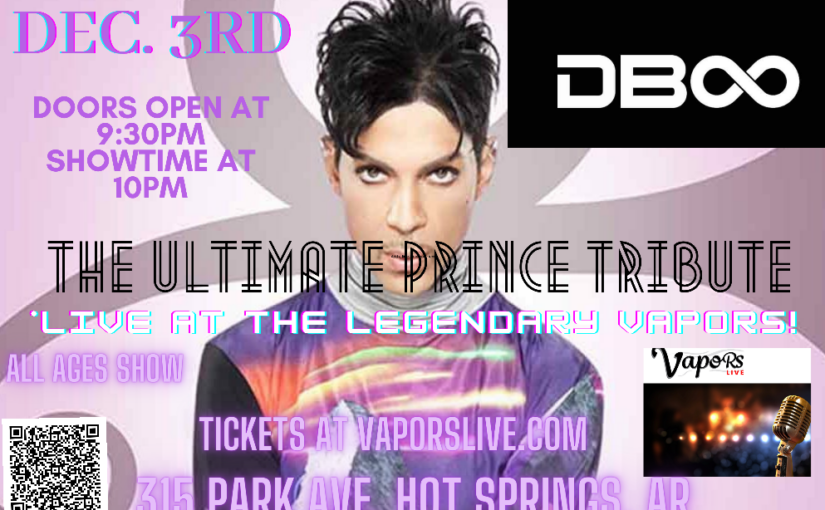 Prince Tribute December 3