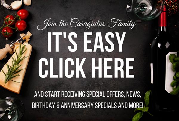 Join the Caragiulos Family