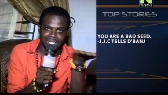 JJC DBanj You Are a Bad Seed