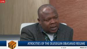 Atrocities of the Olusegun Obasanjo Regime