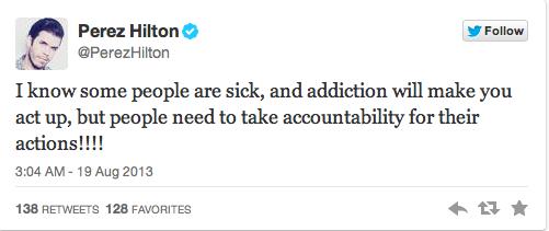 Lady Gaga v Perez Hilton Twitter Fight 6