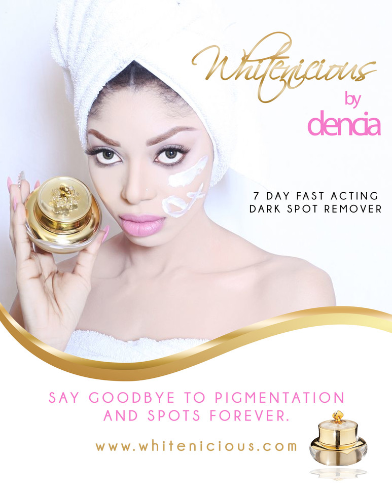 Whitenicious by Dencia