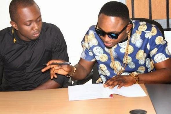 Sean Tizzle Signs 17 Million Naira Deal