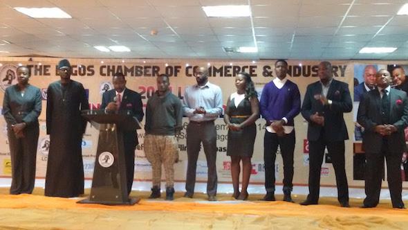2Face Lagos Chamber of Commerce Brand Ambassador