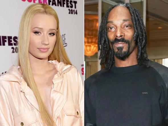 Iggy v Snoop