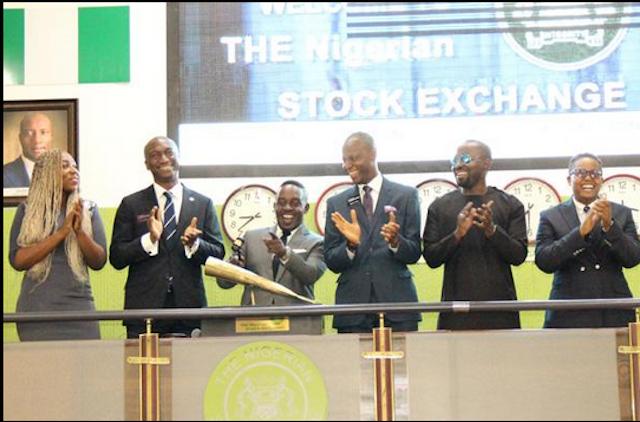 MI Abaga Nigerian Stock Exchange
