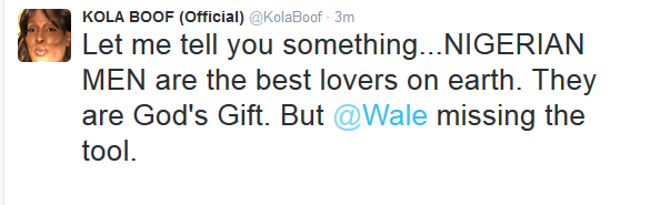 KolaBoof Wale 1B