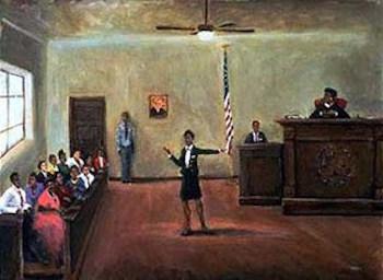 Equal Justice by T-Ellis