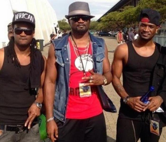 Jude Okoye and Brothers