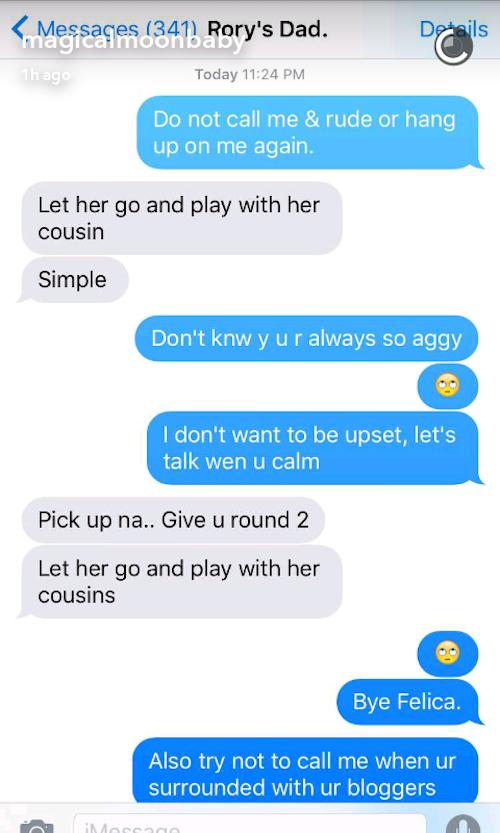 Davido v Sophie Snapchat Fight 6