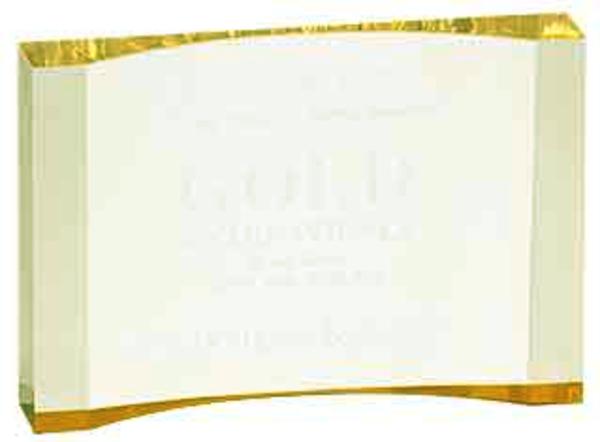Gold Crescent Award TAC58GD