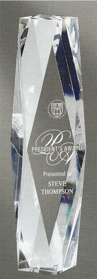 Presidents award cry89