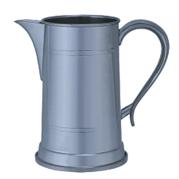 pewter pitcher new