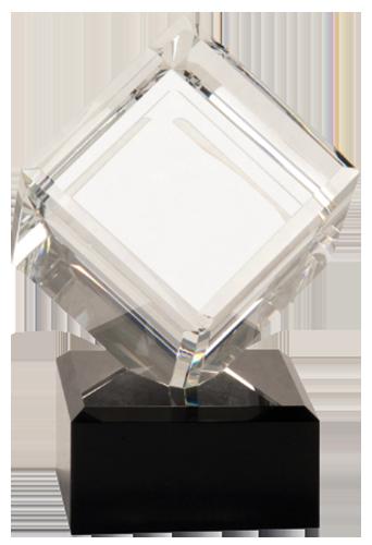 jsCRY6619L cube on block