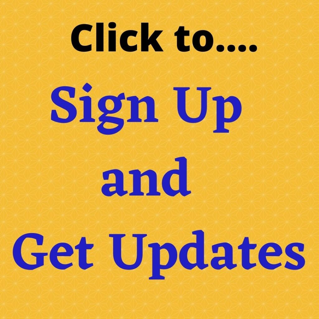 Sign Up and Get Updates
