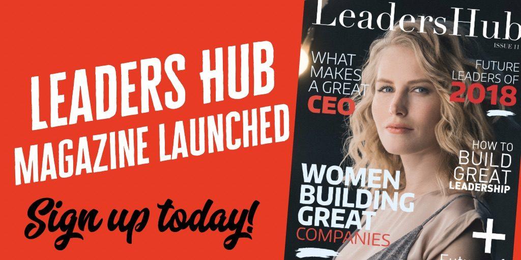 Leaders Hub Magazine