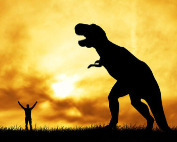 still in the age of dinosaurs and bullying