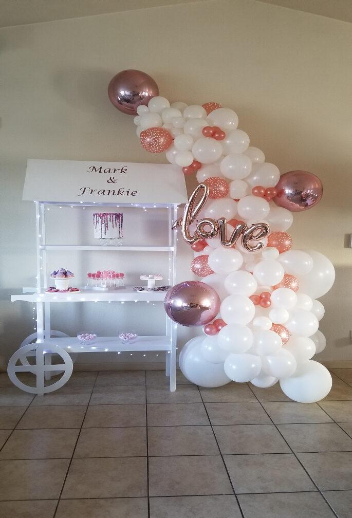 Fedilia Customized Dessert Cart