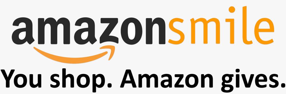 Donate through Amazon Smile!