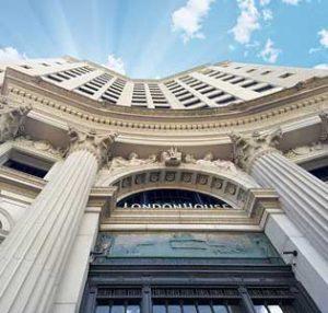 LondonHouse building front