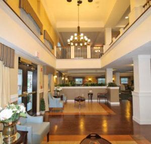 Viera Manor lobby