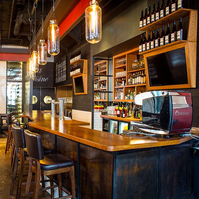 Oxford Capital Hotel Felix bar
