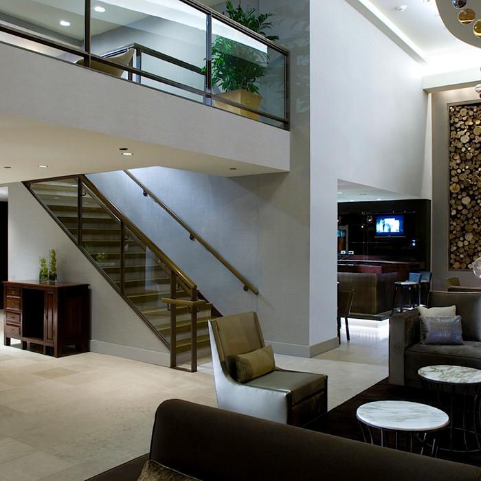 Oxford Capital Hotel Felix lobby