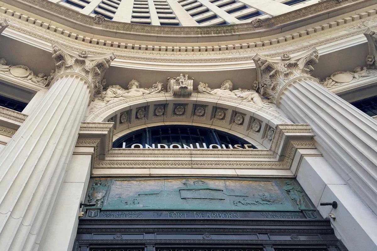 LondonHouse exterior