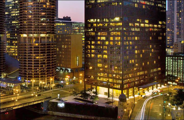 Langham Chicago exterior