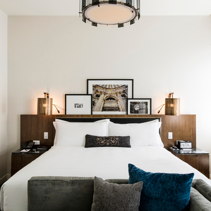 LondonHouse bedroom