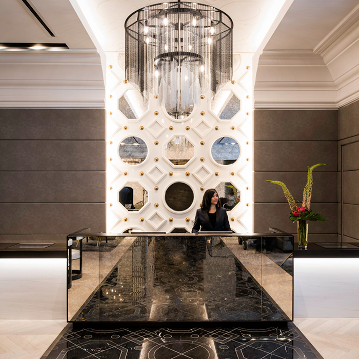 LondonHouse lobby