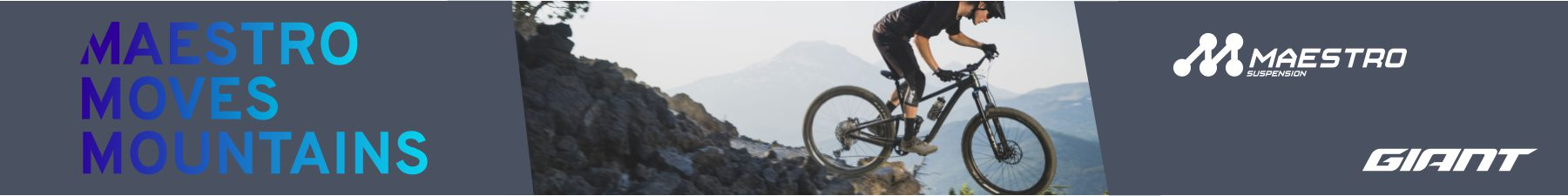 Giant Bicycles ad 1