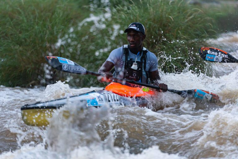 """Alex Masina Lays Down the Law at the Pre – MyLife Dusi """"Dash and Crash"""" Before Heading Off to World Marathon Champs"""