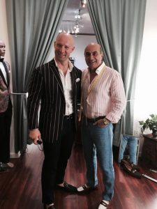 Elegance in Custom Made Suits