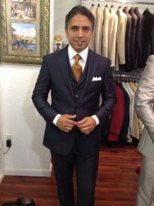 Elegant Custom Suit