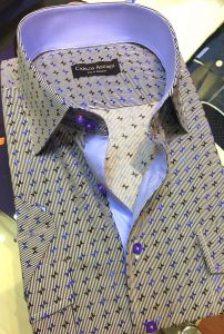 Shirt with Pattern Design