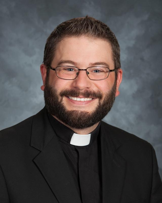 Rev. John Shank