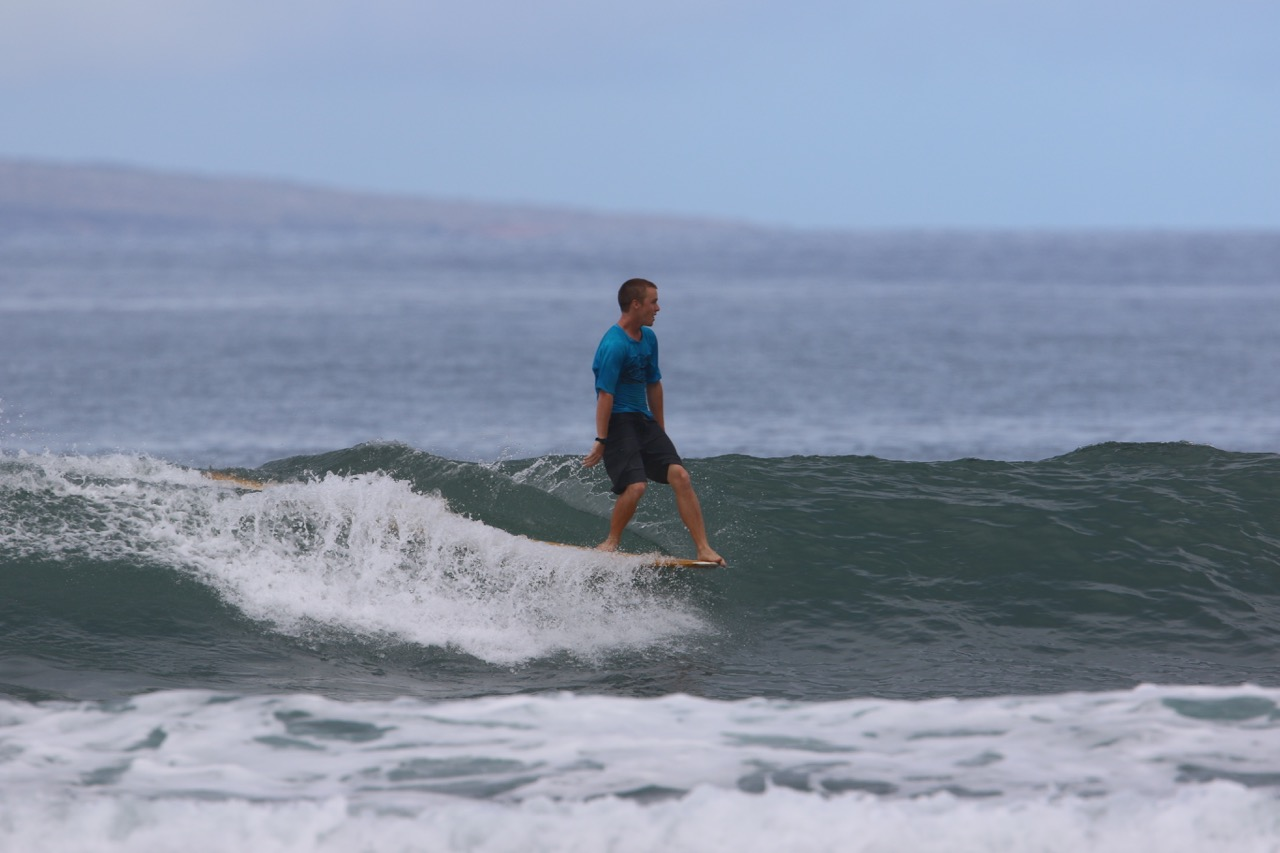 Jesse Moffett : Kimos 39th Annual Longboard Contest 8