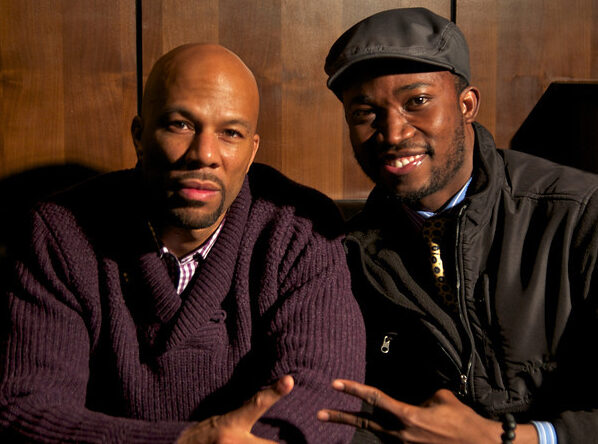 Common - The Dream The Believer Album Launch DC with Emmanuel Agbeko Gamor