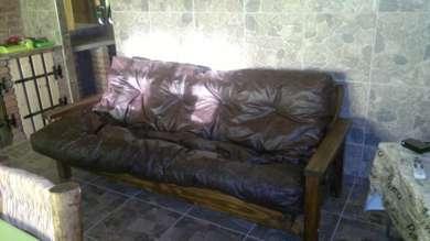 sillón futon