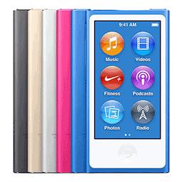 Apple iPod Nano repair