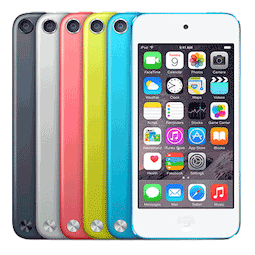Apple iPod Touch 5th gen repair