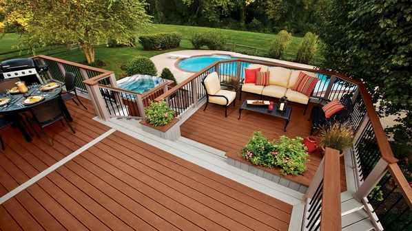 Adding a Deck to your Backyard or Not!