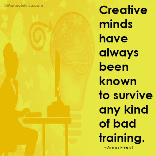 anna freud quotes on creativity