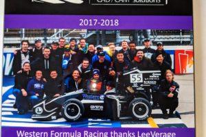 Formula Thank you plaque