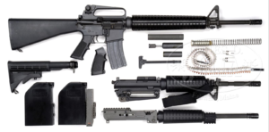 5.56 MM Colt M16