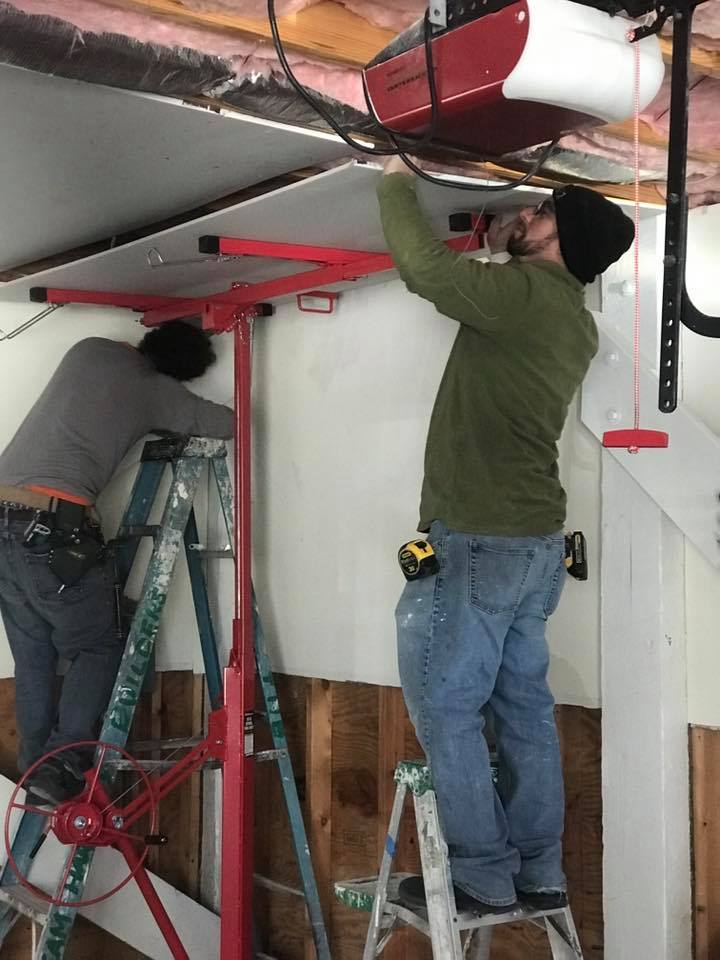 Drywall replacement - August 20, 2020