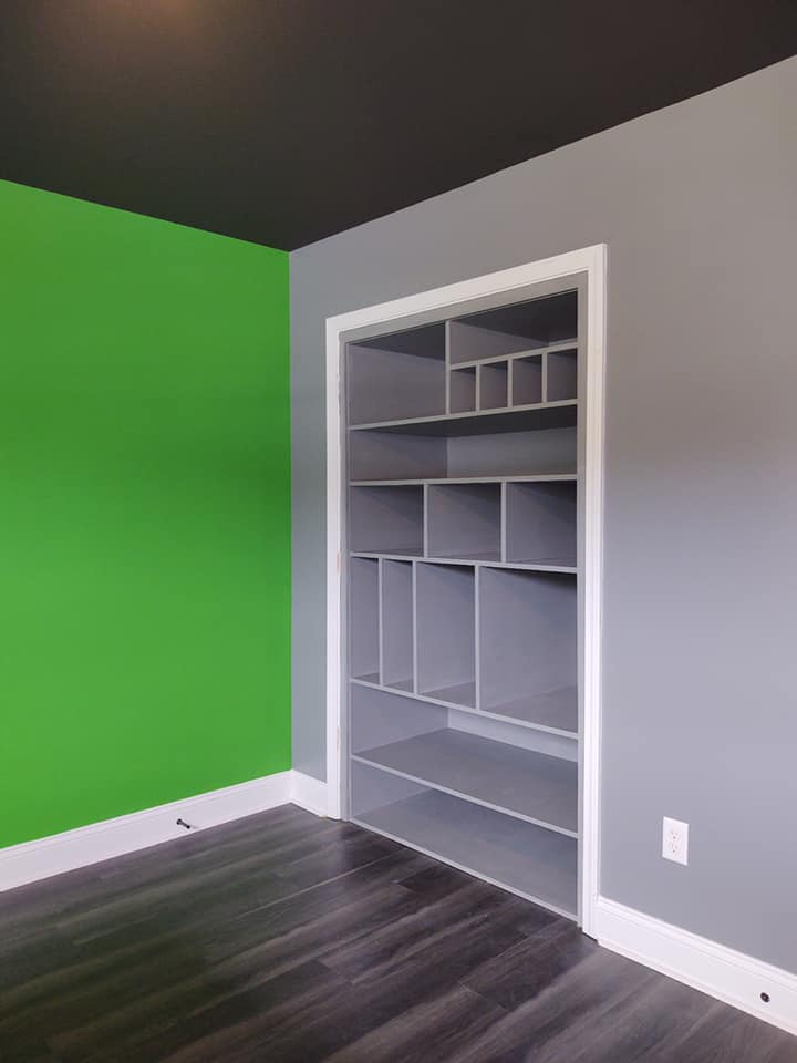Custom remodeling projects